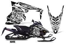 Yamaha SR Viper RTX STX MTX Decal Wrap Graphic Kit Sled Snowmobile 14-16 HAVOC W