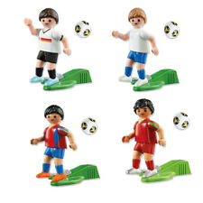 Playmobil Football Foot Footballeur Mondial Coupe Du Monde UEFA Champion League
