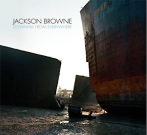 Jackson Browne  Downhill From Everywhere DOUBLE VINYL     (23RD JULY) PRESALE