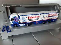 SCANIA CS20 HD  Scheufler Int. Kühltransporte 35288 Wohratal  Fernfahrer  936781