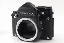 【MINT】Pentax 67 MLU MUP TTL Late Model Medium Format Camera Body from Japan #x06
