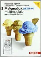 Matematica.azzurro 1 BERGAMINI/TRIFONE, ZANICHELLI cod.9788808126559