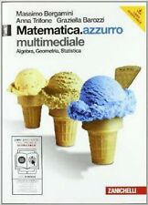 Matematica.azzurro 1 BERGAMINI/TRIFONE, ZANICHELLI cod.9788808135131
