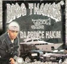 Da Prince Haki : Bigg Thangs CD