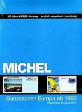 Michel muy cosas Kat. Europa a partir de 60, Sudamérica. Europa 2011