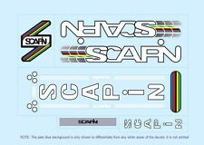 SCAPIN BICICLETTA decals-transfers-stickers # 1