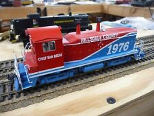Kato Nw2 Hillsdale County bicentennial custom painted