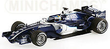 Minichamps Pm400060010 Williams N.rosberg 2006 1 43 Modellino Die Cast Model
