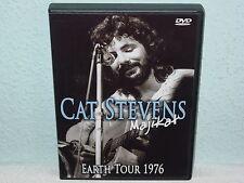 "*****DVD-CAT STEVENS""MAJIKAT-EARTH TOUR 1976""-2004 Falcon Neue Medien*****"
