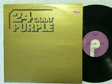 DEEP PURPLE 24 CARAT PURPLE 1972 TPSM-2002 AUSTRALIA PRESS LP