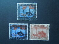 G1724   GERMANY  - SAAR  1921-22  MI  69 USED 83  MH 97  MNH ? SEE  Pictures