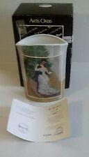 Goebel Artis Orbis Renoir Dancing in the City Vase Limited Edition 371/3000 Rare