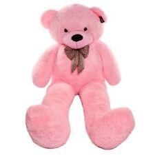 "Joyfay 91"" 230cm Giant Teddy Bear Huge Pink Plush Toy Christmas' Gift"