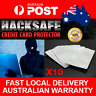 HackSafe Card Shield RFID Blocking Bank Card Protector For Luggage Travel Cruise