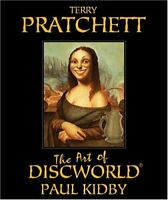 The Art of Discworld by Kidby, Paul Book The Fast Free Shipping