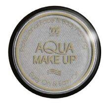 Trucco make up metallizzato argento ad acqua accessori Carnevale Halloween   1923 5e8e7906ba45