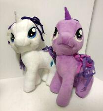My Little Pony's Plush White Unicorn & PrincessTwilight Sparkle New Tags
