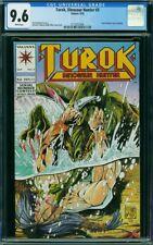 Turok Dinosaur Hunter #3 CGC 9.6 NM Near Mint Valiant 1993 *not 9.8 but nice 9.6