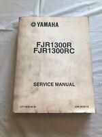 Yamaha FJR1300R C Factory Service Manual Repair Book OEM LIT-11616-16-18