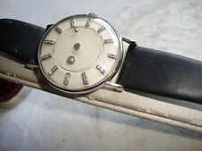 VACHERON&CONSTANTIN-LE COULTRE WATCH INC 14K GOLD MYSTERY DIAL SWISS