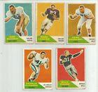 1961-62 Fleer Basketball Cards 72
