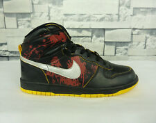 BIG NIKE HIGH KILL BILL SNEAKERS BASKETS TAILLE 8.5 US 42 FR COLLECTOR DEADSTOCK
