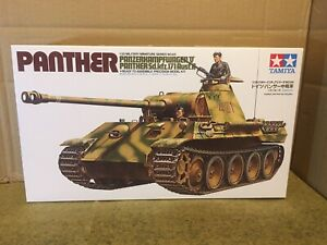 7/1135  Tamiya 1/35 Panther Sd.kfz.171 Ausf.A  #1212631