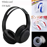 XK-5800 Wireless Headphones Noise Cancelling Bluetooth Headset Stereo Earphone A