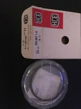 HCE SCREW-IN 55mm SKYLIGHT 1-A FILTER IMPORT OF TIFFEN OPTICAL CO.