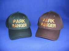 Parque Ranger Servicio forestal Gorra usnps Sombrero