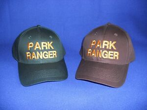 PARK RANGER   Forestry Service    Ball Cap    USNPS Hat