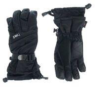 Head Ski Snow Winter Gloves for Kids girls boys Black Medium 6-10