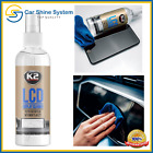 K2 TV Screen Cleaner Plasma LED LCD PC Monitor Glass Cleaning Microfibre 250ml