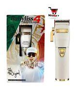 Babyliss PRO White FX Cordless Clipper Limited Edition Rob The Original FX870W