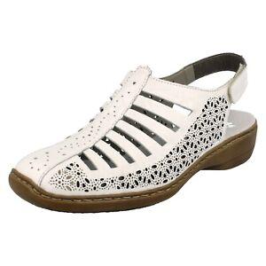 Rieker Femme Été Chaussures - 41355