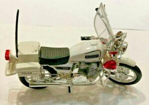 Maisto moto Suzuki GSX 750 Police, 1/18