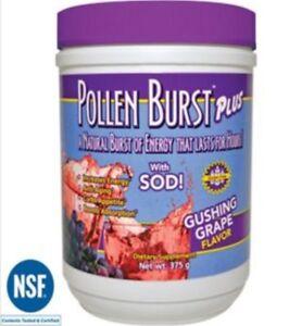 Youngevity ProJoba Pollen Burst Plus Gushing Grape Dr Wallach