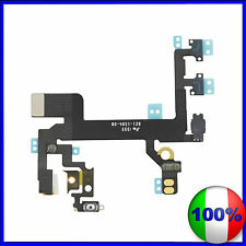 Flat Power per iPhone 5C Circuito Flex accensione spegnimento Tasto on off