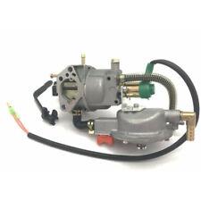 Dual Fuel Vergaser Carb Für Wasserpumpe Generator 170F GX200 LPG/NG Umbausatz