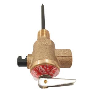 AVG Replace Reliance RMC HT55 1400kPa PTR Pressure Temperature Relief Valve, Reg
