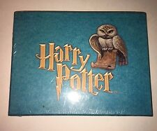 Harry Potter Stationary Set Envelopes Stickers Photo Album by Scholastic Sealed