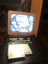 "Electronic Visual Aid Low Vision Magnifier 14""CRT,color, VTI Vision Machine"