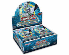 YUGIOH CYBERNETIC HORIZON BOOSTER BOX-PRE SALE NEW-SEALED