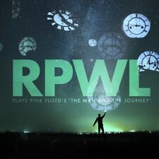 RPWL - PLAYS PINK FLOYD'S 'THE MAN AND THE JOURNEY'   CD+DVD NEU