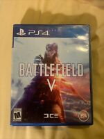 Battlefield V for PlayStation 4 PLAYSTATION 4(PS4) PRE-OWNED MAKE OFFER🚨