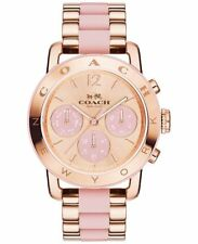 Coach Watch Legacy Rose Gold Ladies 14502535