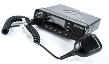 MOTOROLA MOTOTRBO DM4600 UHF 25 WATT DMR DIGITAL MOBILE TWO WAY RADIO x 1 PROMO