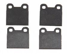 Disc Brake Pad-PG Plus Organic Rear/Front Raybestos PGD30A