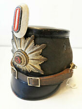 Police Tschako for teams of the Hanseatic City of Bremen. it is