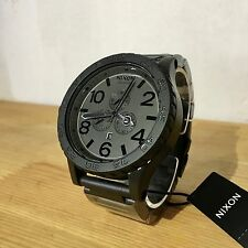 Nixon 51-30 Chrono Deep Gray Men's Wrist Watch